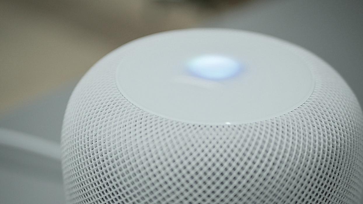 Apple HomePod analisis