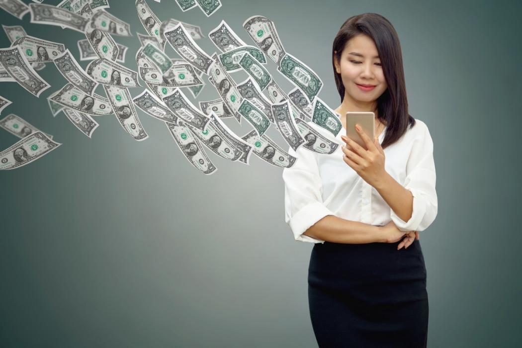 Ganar dinero desde el móvil