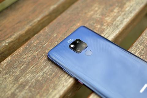 Análisis Huawei Mate 20 X