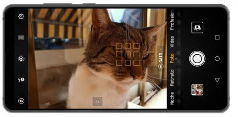 IA del Huawei Mate 20
