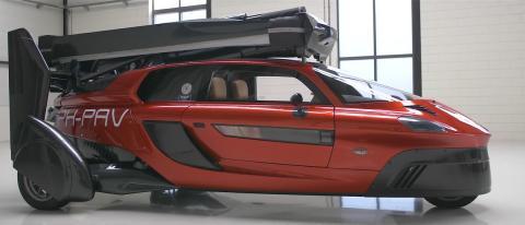 PAL-V Flying Car