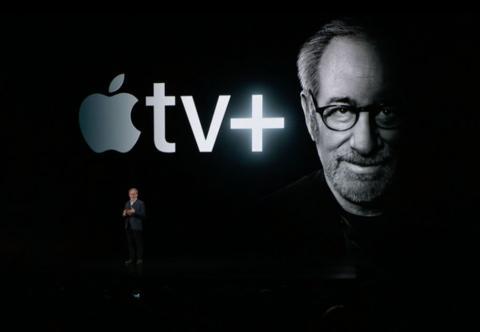 Apple TV + Spielberg