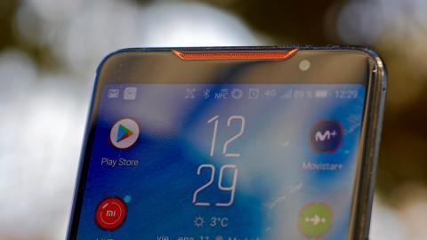 Fotos del diseño del ASUS ROG Phone