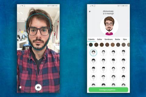 Crear Stickers con tu cara WhatsApp