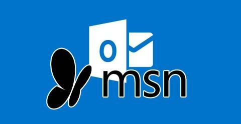 Ver el correo de Hotmail u Outlook desde MSN
