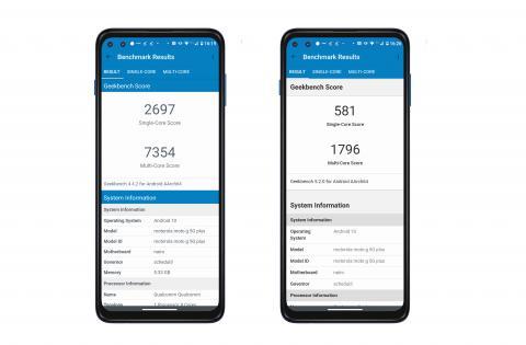 Motorola Moto G 5G Plus, análisis
